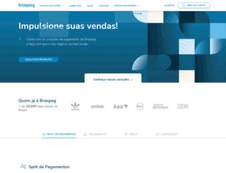 braspag.com.br screenshot