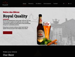 brasserie-champigneulles.fr screenshot