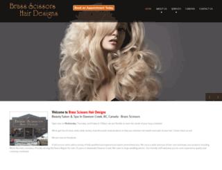 brassscissors.com screenshot
