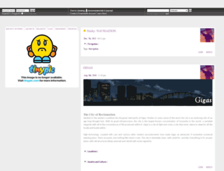 bravenewmods.dreamwidth.org screenshot