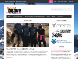 braveskimom.com screenshot