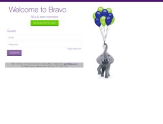 bravo.telus.com screenshot