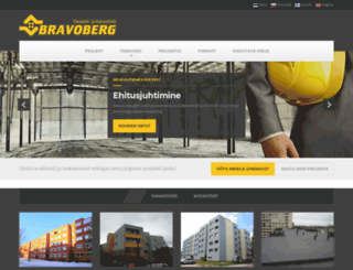 bravoberg.ee screenshot