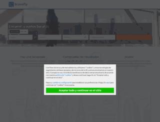 bravofly.es screenshot
