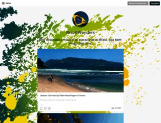 brazilwonders.tumblr.com screenshot