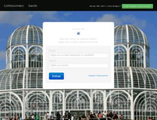 brcorp.anapro.com.br screenshot