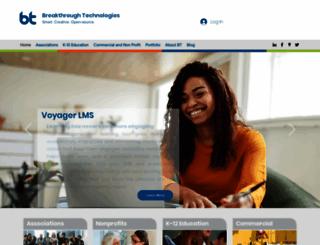 breaktech.com screenshot