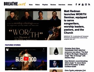 breathecast.com screenshot