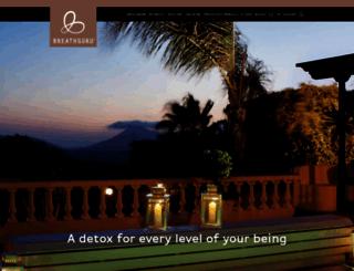 breathguru.com screenshot