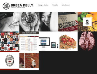 breeakelly.com screenshot