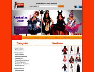 breshowfantasias.com.br screenshot