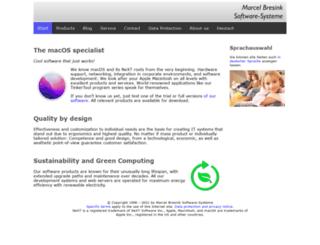 bresink.eu screenshot