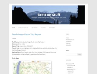 brettonstuff.com screenshot