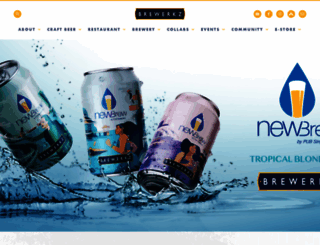 brewerkz.com screenshot