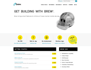 brewmp.com screenshot