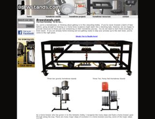 brewstands.com screenshot