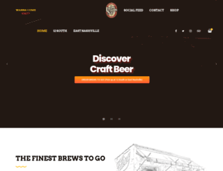brewstogo.com screenshot