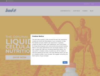 briani.vemma.com screenshot
