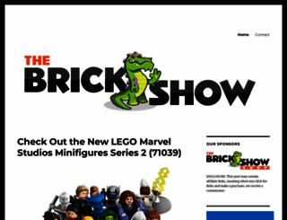 brickshow.com screenshot