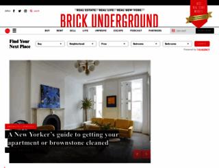 brickunderground.com screenshot