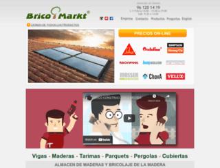 bricomarkt.com screenshot