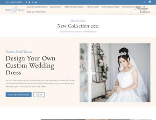bridalsecrets.com.au screenshot