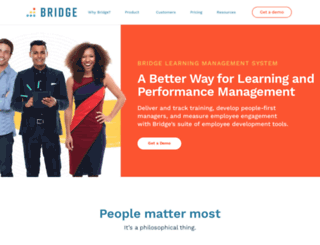 bridgeapp.com screenshot