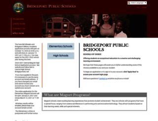 bridgeportdev.smartchoiceschools.com screenshot