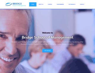 bridgesom.com screenshot
