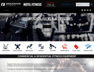 brigadoonfitness.com screenshot