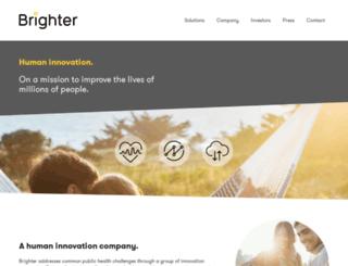 brighter.se screenshot
