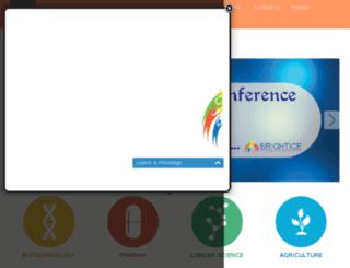brightice.co.in screenshot