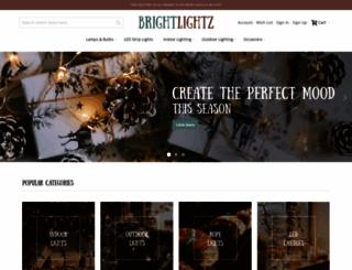 brightlightz.co.uk screenshot
