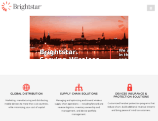 brightstar-2020.se screenshot