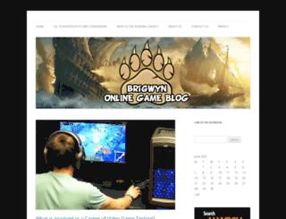 brigwyn.com screenshot