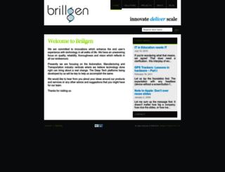 brillgen.com screenshot