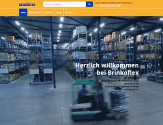 brinkoflex.de screenshot