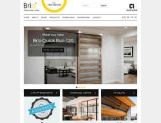 brio.com.au screenshot