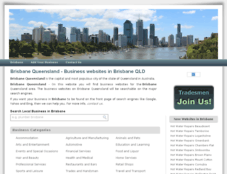 brisbane-queensland.net screenshot