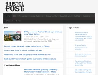 bristolpost.com screenshot