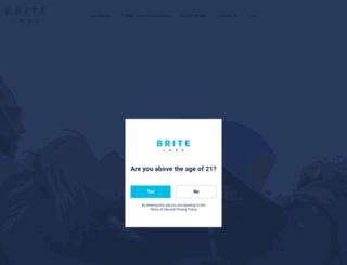 britelabs.com screenshot