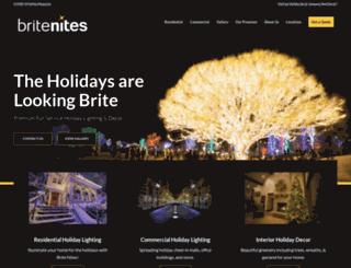 britenites.com screenshot