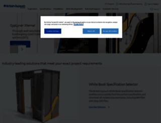 british-gypsum.com screenshot