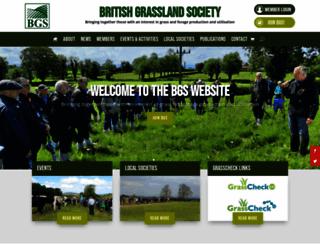 britishgrassland.com screenshot