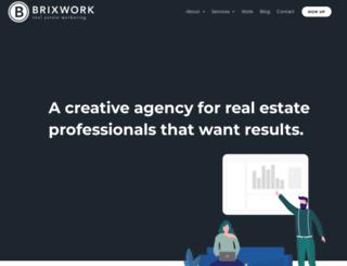 brixwork.com screenshot