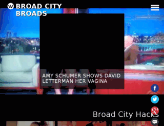broadcitybroads.waywire.com screenshot
