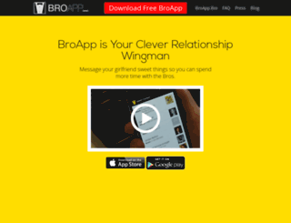 broapp.net screenshot