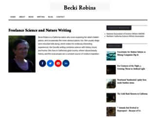 brobins.com screenshot