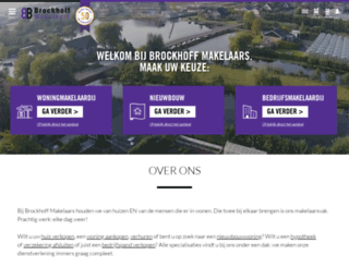brockhoff.nl screenshot