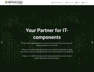 brocon-it.com screenshot